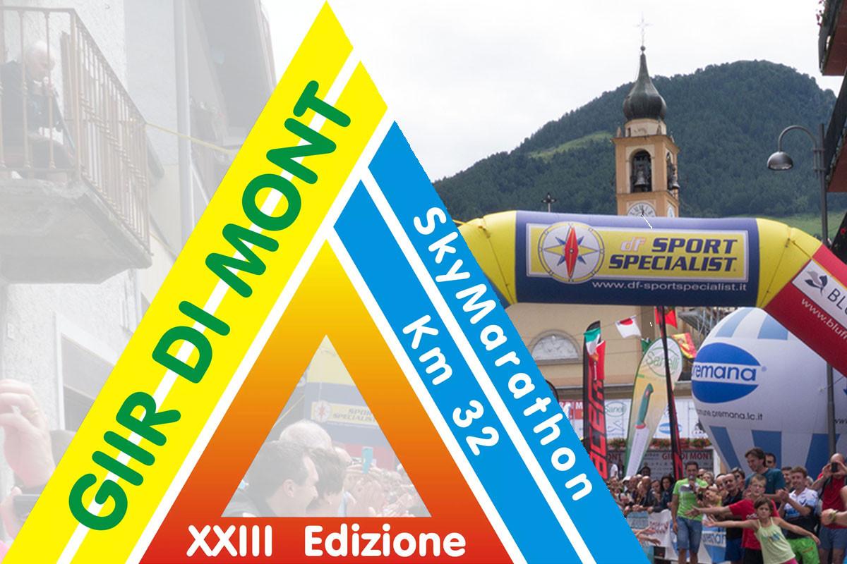 Giir di Mont 2015 | Petro Mamu vittoria e record