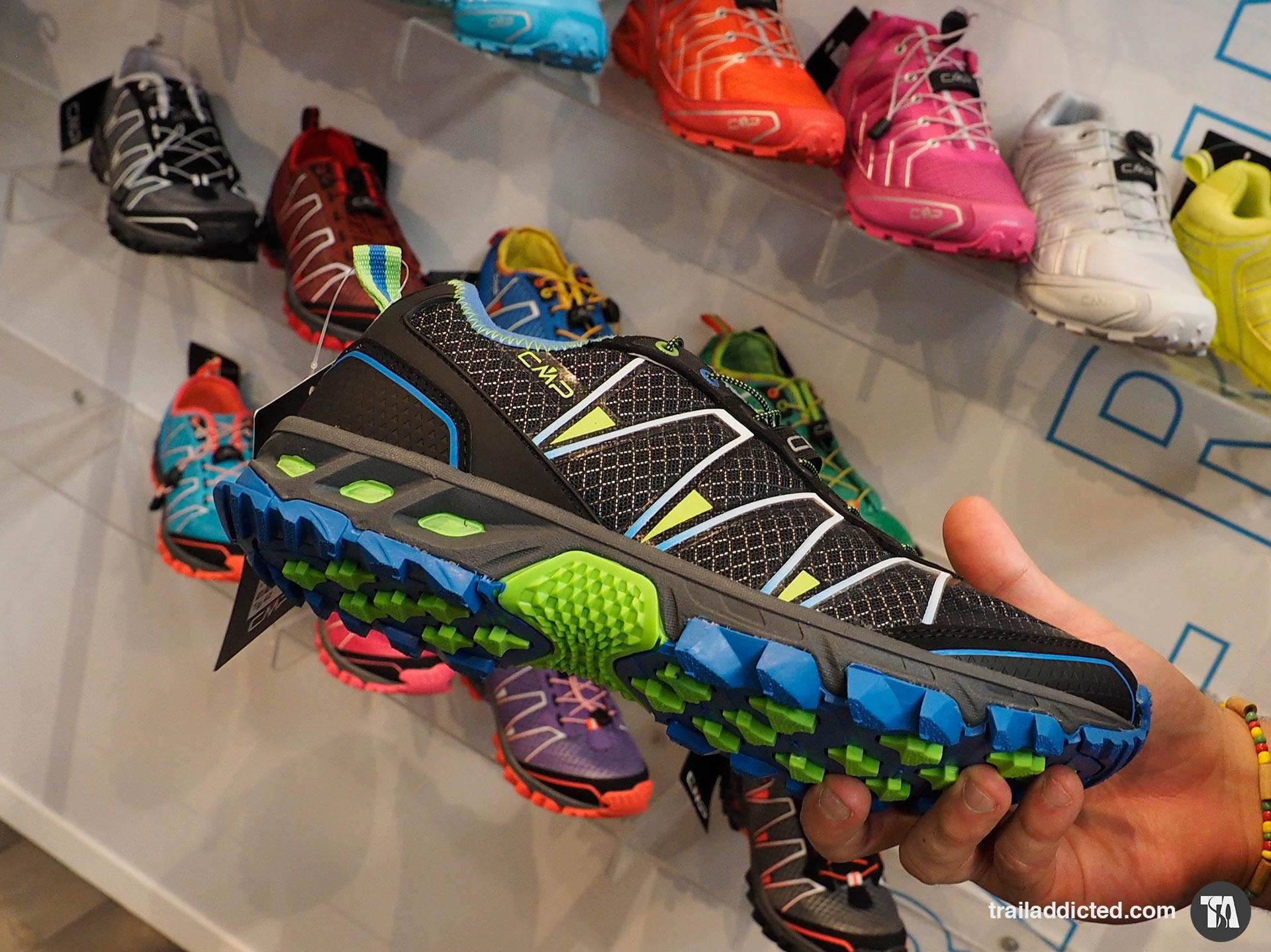 molte scelte di negozio ufficiale modellazione duratura Outdoor Show 2015 | CMP collezione Trail Running 2016
