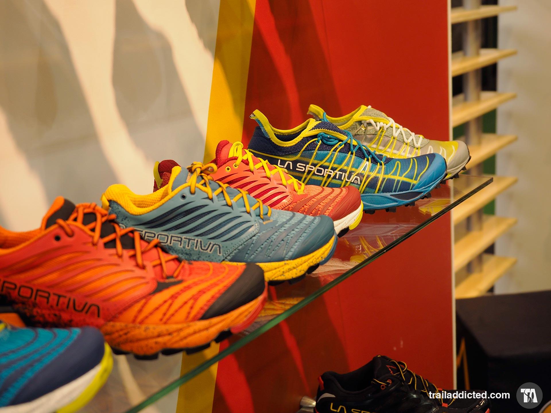 La Sportiva Bushido – Outdoor 2015 La Sportiva Akasha e Mutant - Outdoor  2015 d7cba3ec3fa