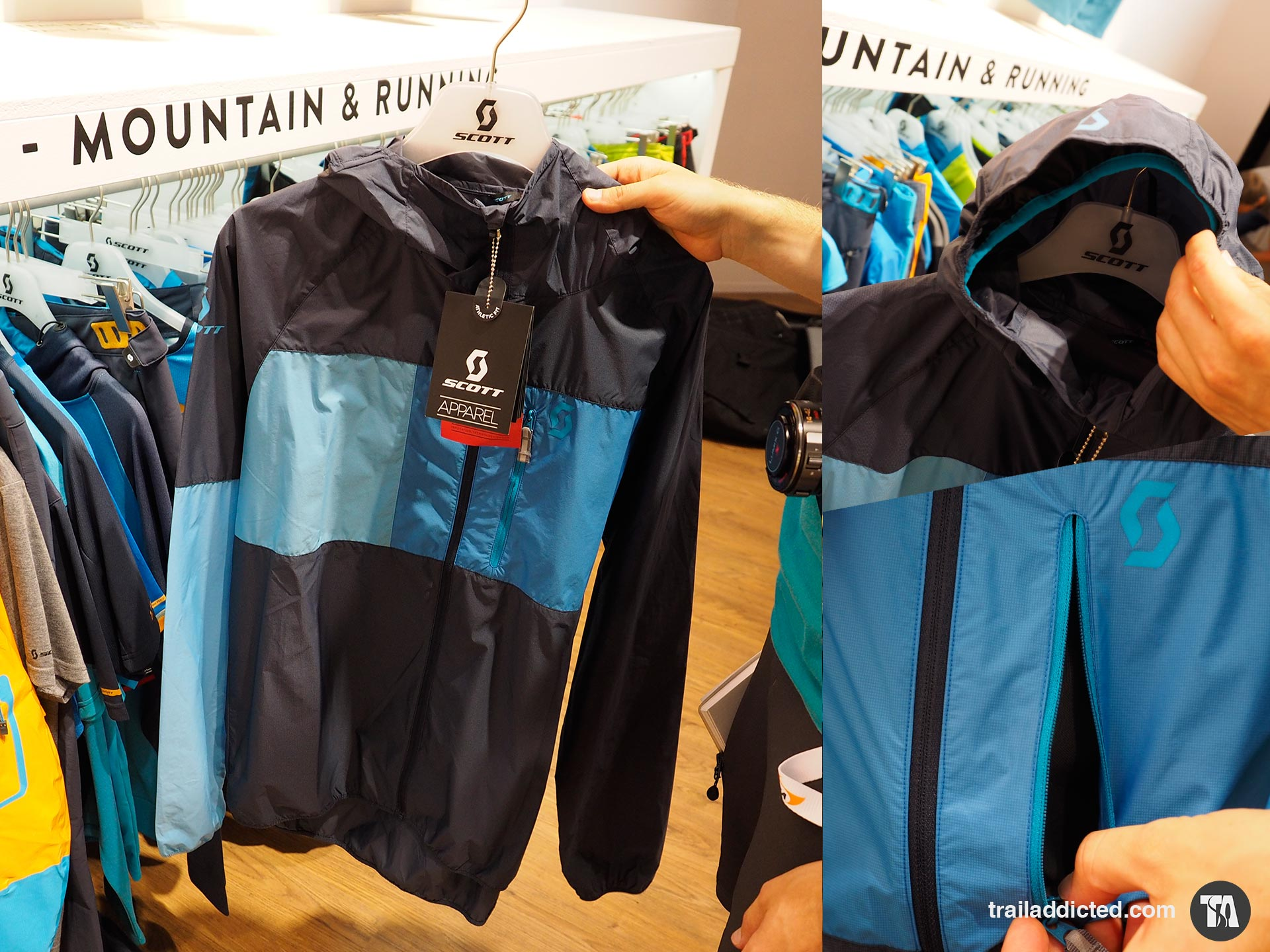 Scott MTN WB Jacket 2016