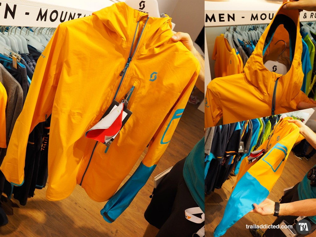 Scott MTN DRYO Plus Jacket 2016