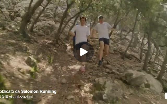 Trail running downhill, Killian, Max, Dakota e Greg si divertono così