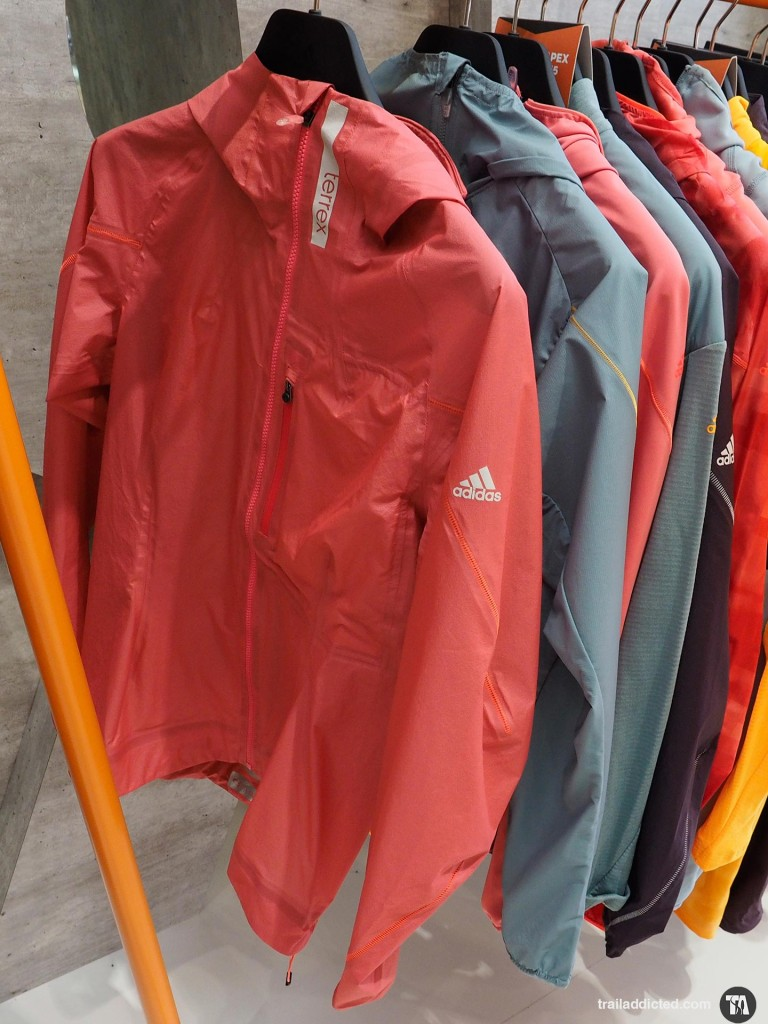 Adidas Mountain Running - Terrex Agravic 3-Layer Jacket
