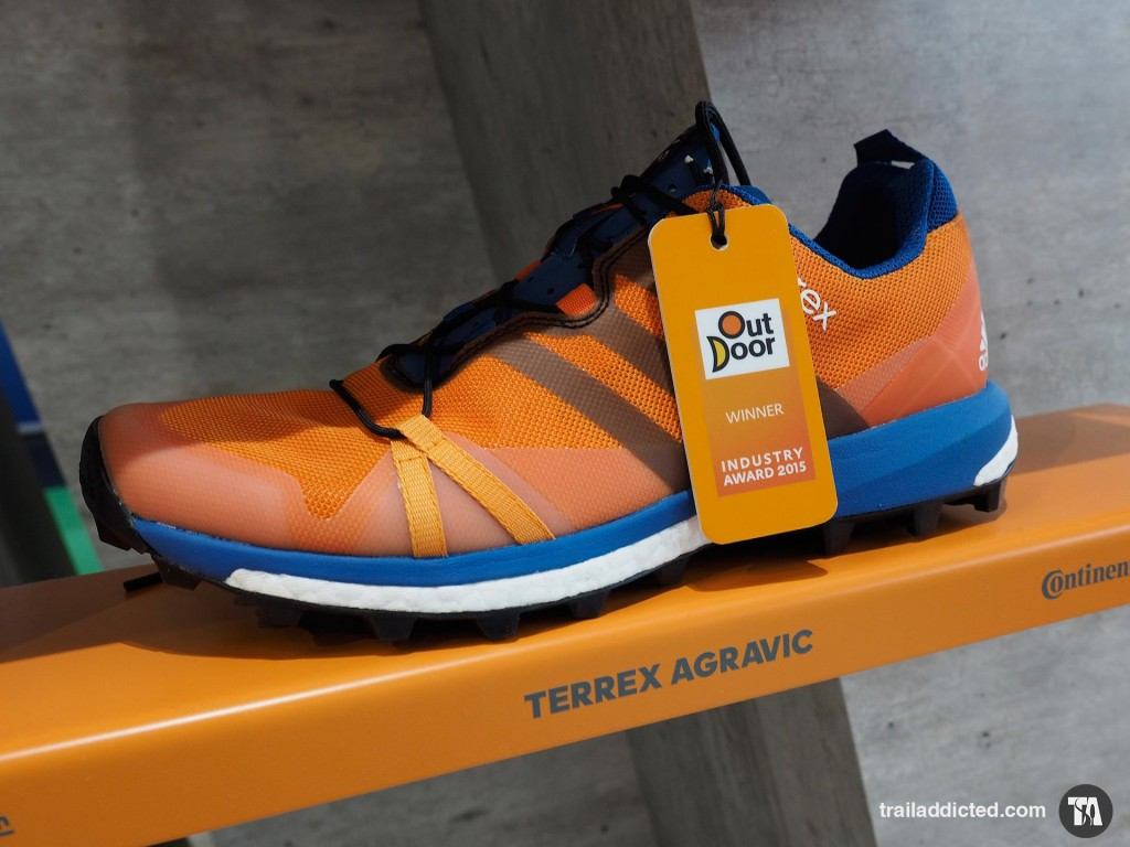 Adidas Mountain Running - TerrexAgravic 2016