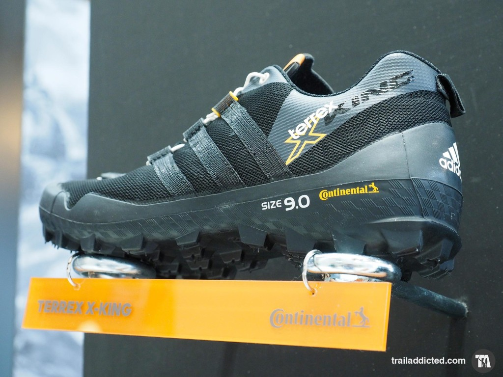 Adidas Mountain Running - Terrex X-King 2016