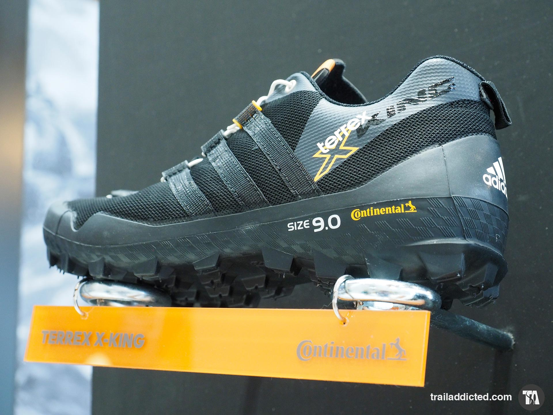 Adidas Mountain Running - Terrex X-King 2016 31001f23124