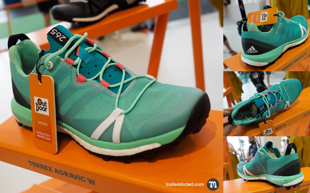 Adidas Mountain Running - Terrex Agravic 2016