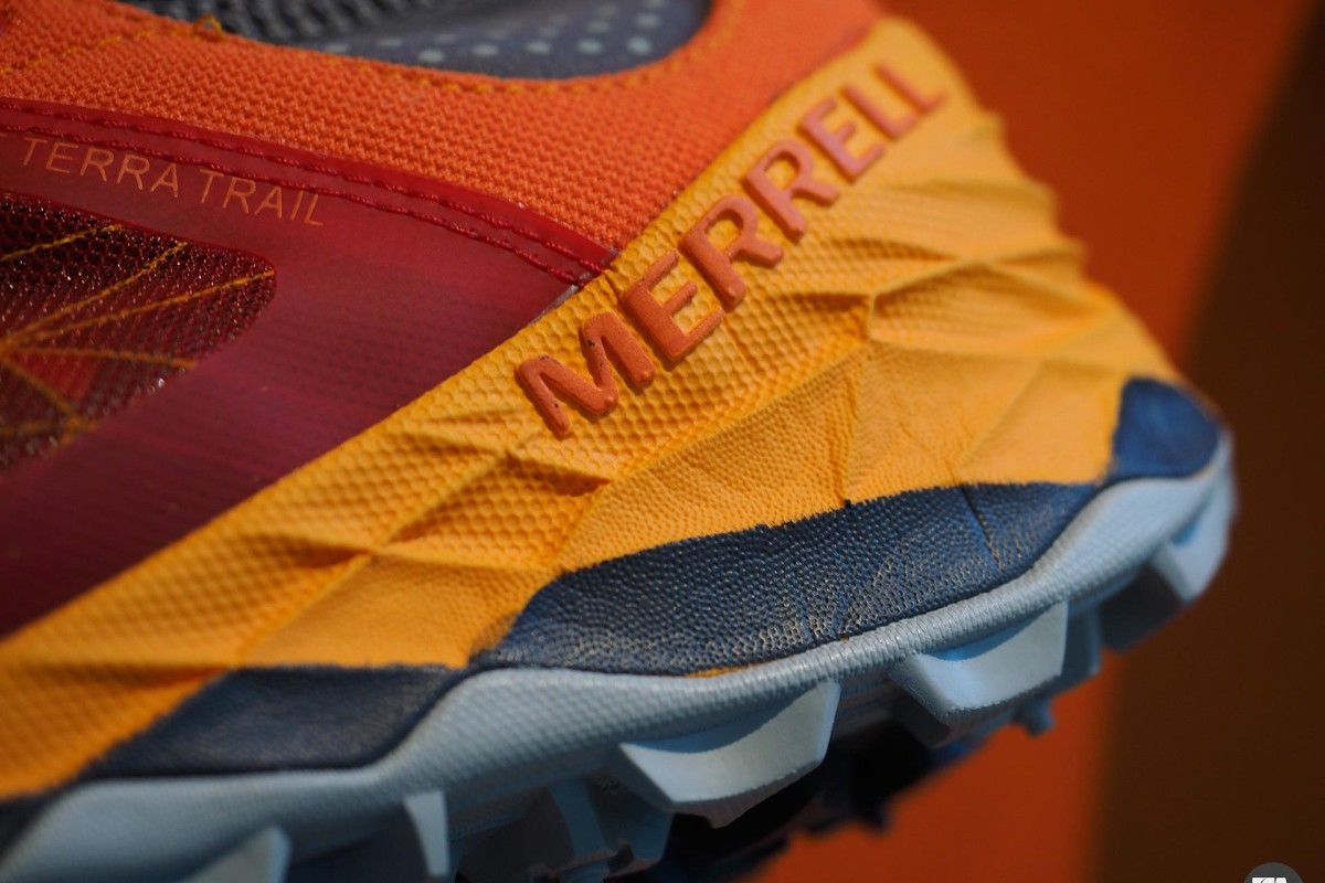 Merrell All-Out – Collezione Scarpe Trail Running 2016