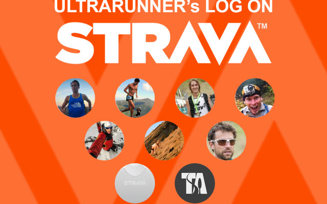 Ultrarunners Log On STRAVA