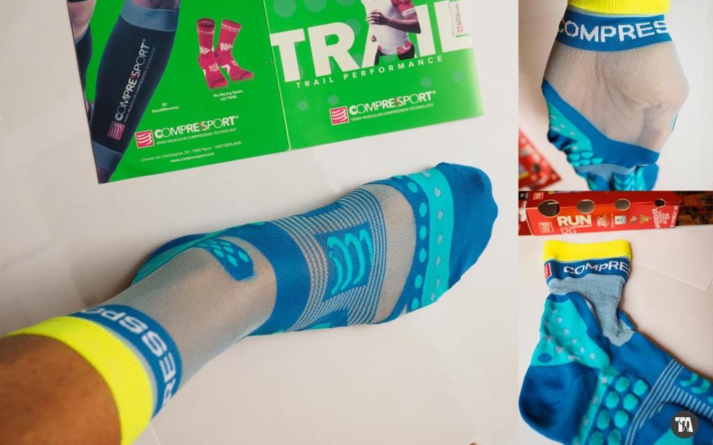 Compressport Pro Racing Socks Ultralight - Review