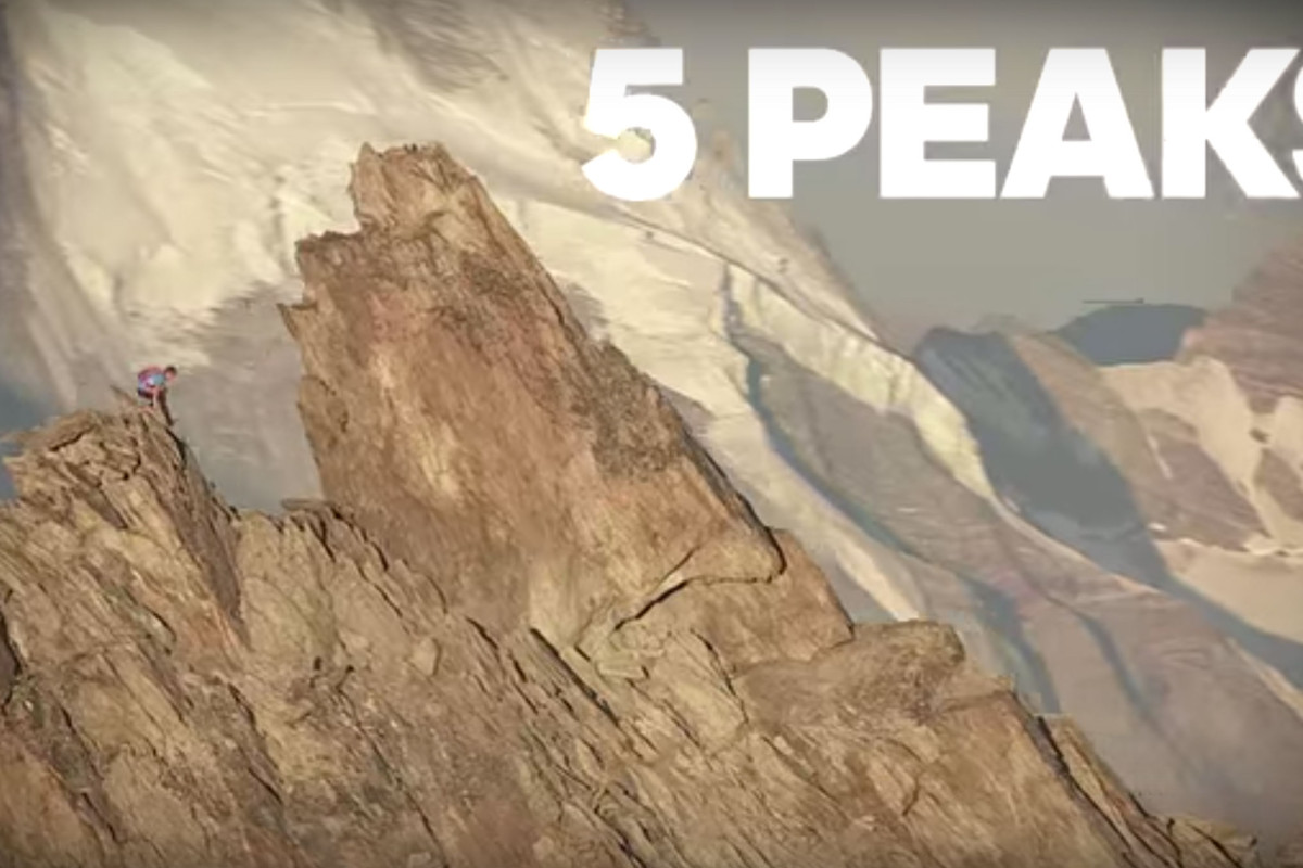 5 Peak 1 Day | Da Zermatt a Saas-Fee