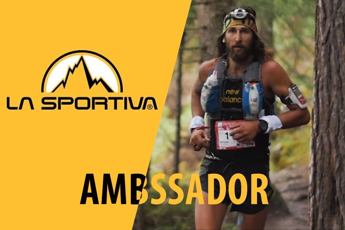 Anton Krupicka diventa ambassador LaSportiva USA