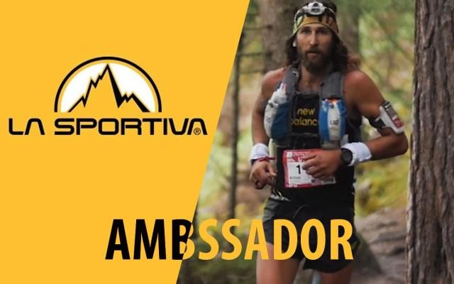 Anton Krupicka rejoin LaSportiva as Ambassador