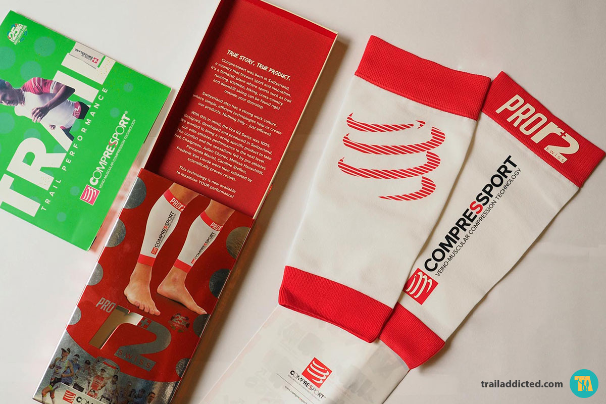 Recensione Compressport ProRacing R2 calf – Compressione efficiente