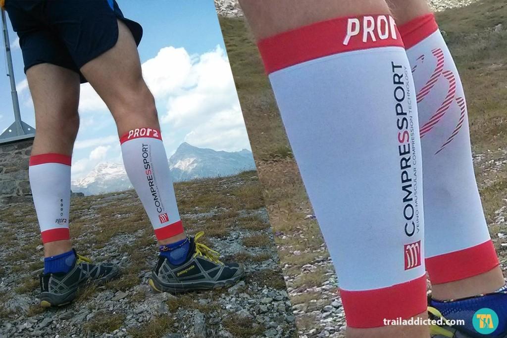 Compressport ProR2 - Fit confortevole e sostegno