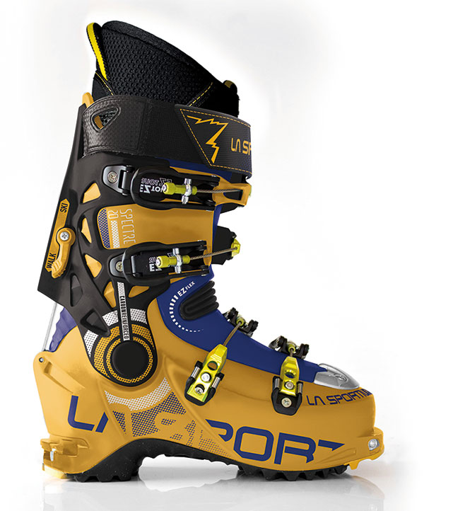 LaSportiva Spectre 2.o - Yellow/Blue Winter 2016/2017