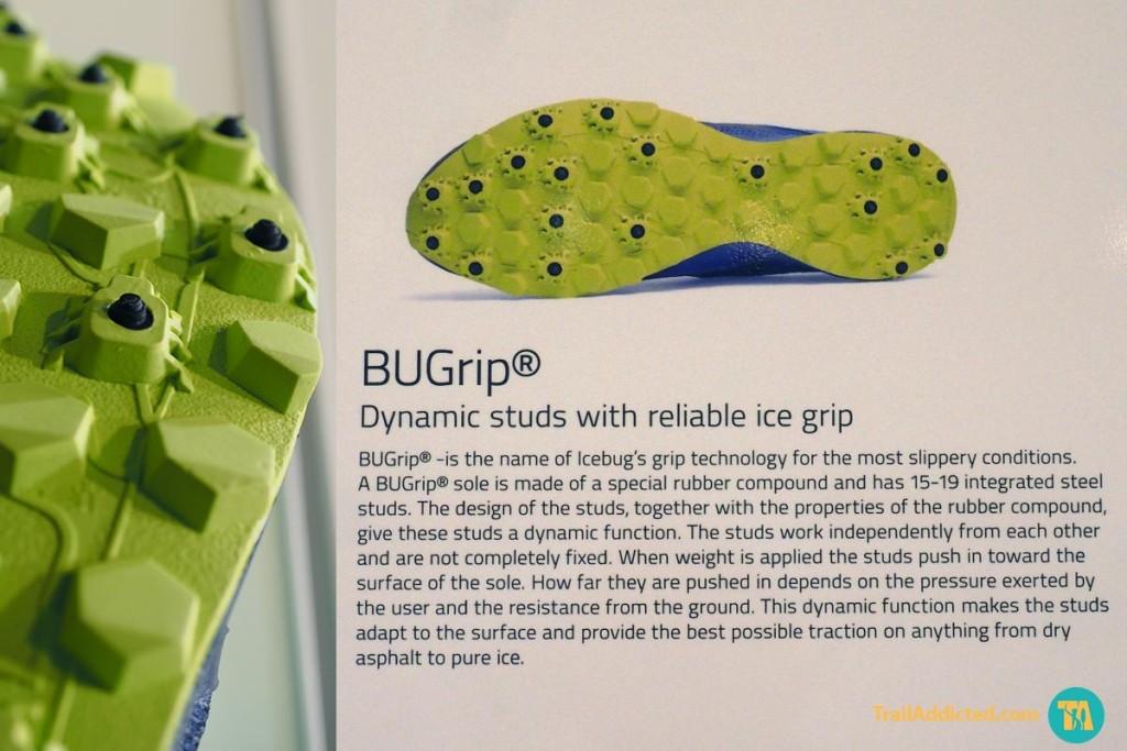 IceBug BUGrip