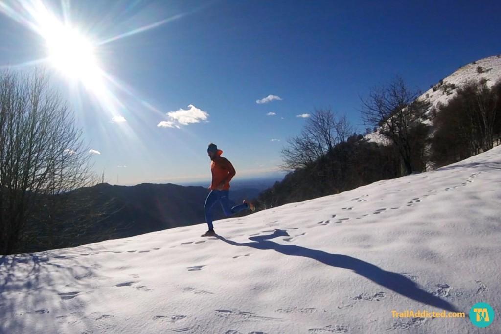 Neve e discesa, terreno ideale per divertisi con i TRAIL
