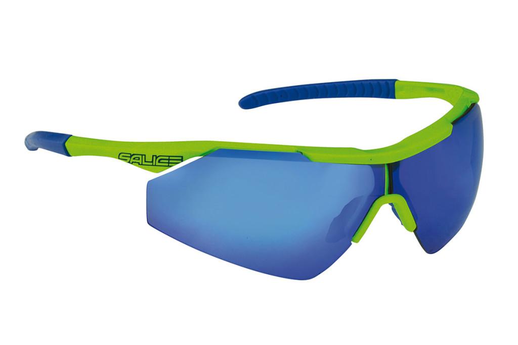 Salice Occhiali modello 004 - Verde/RW Blu