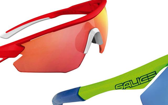 Salice 012 e 004 gli occhiali Running made in Italy
