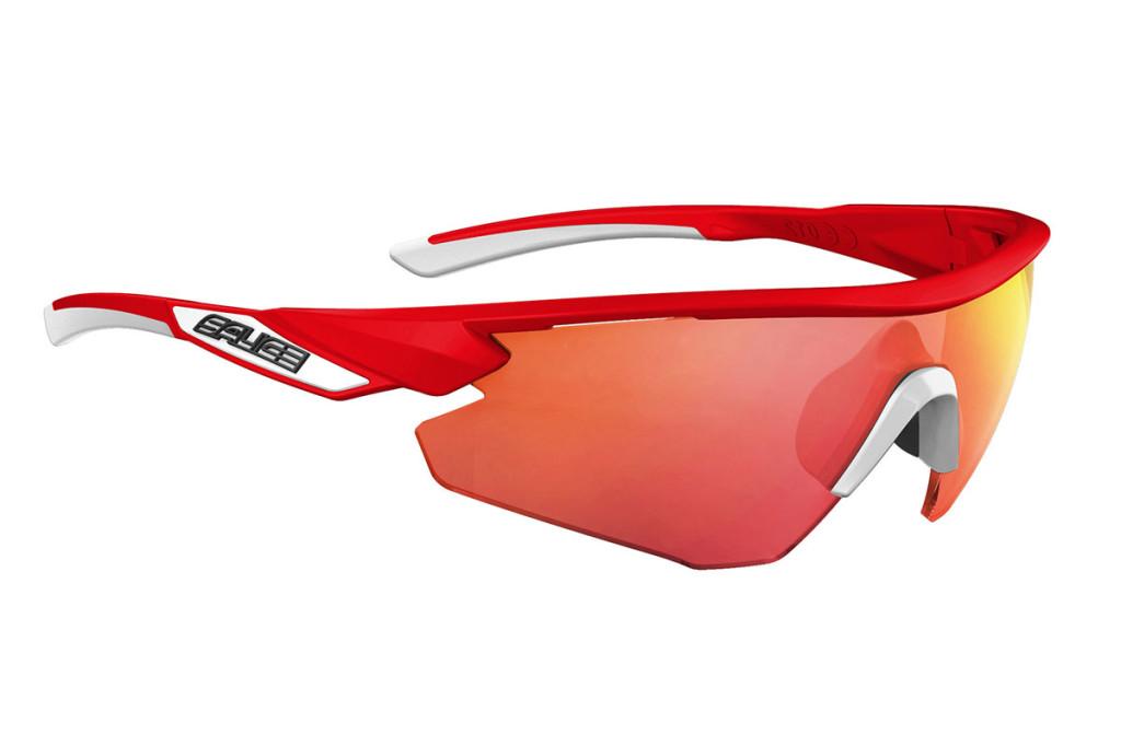 Salice Occhiali 012 - Rosso/RW Rosso