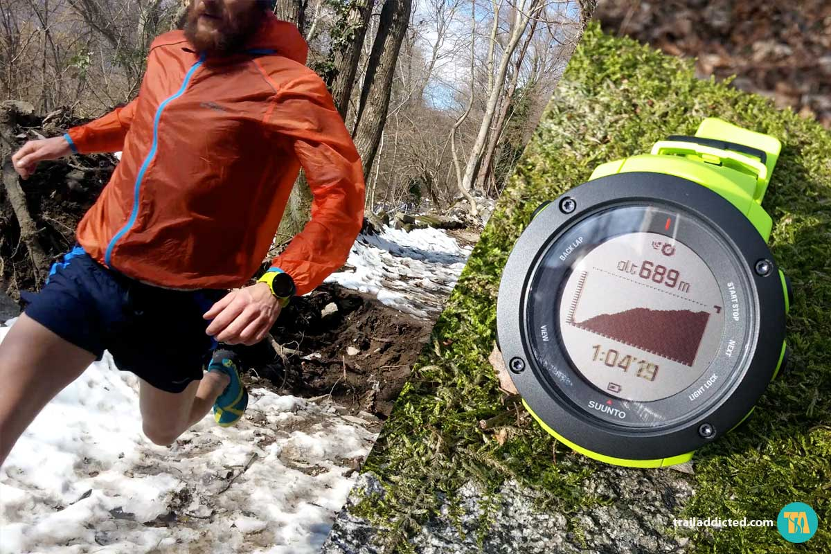 Suunto Ambit3 Vertical Lime Review TrailAddicted
