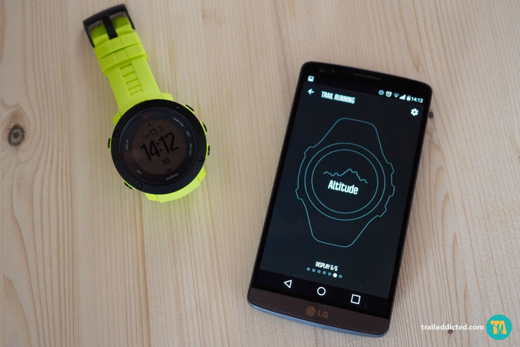 Suunto movescount Android app