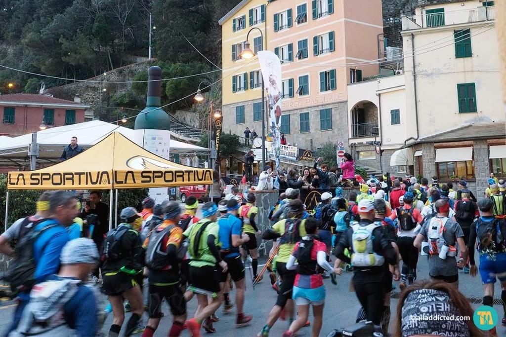Sciacchetrail 2016 - Partenza Monterosso