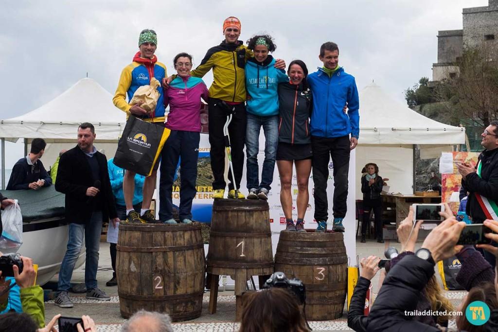 Sciacchetrail 2016 - vincitori