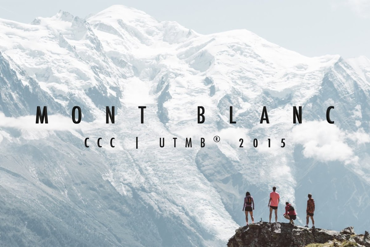 MONT BLANC | CCC UTMB® 2015, l'ultimo e bellissimo film di Billy Yang