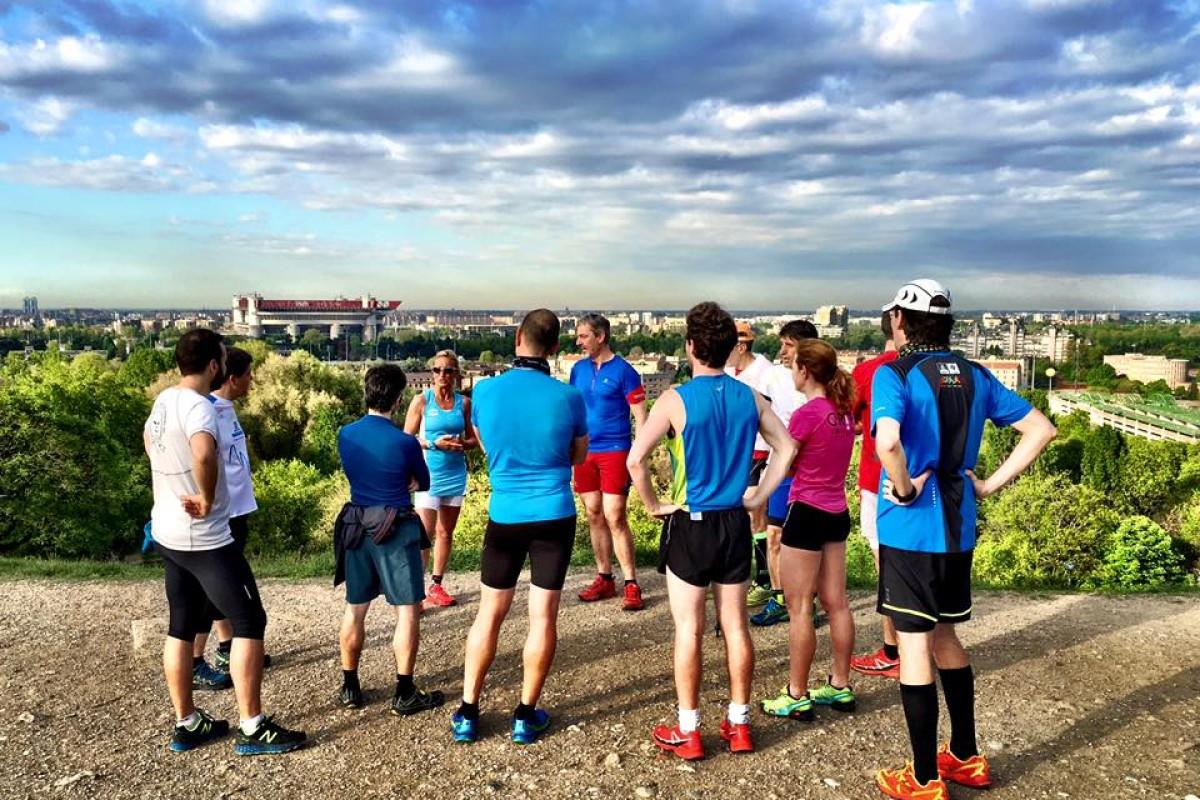 Milano Running Expo – allenamento con Team SALOMON Italia
