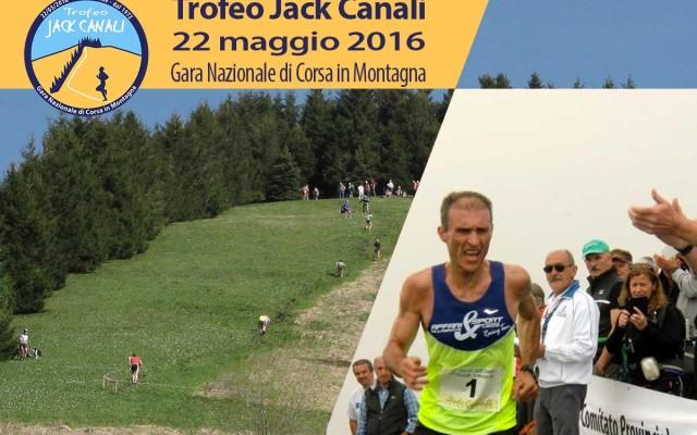 Trofeo Jack Canali 2016 – Iscrizioni Aperte