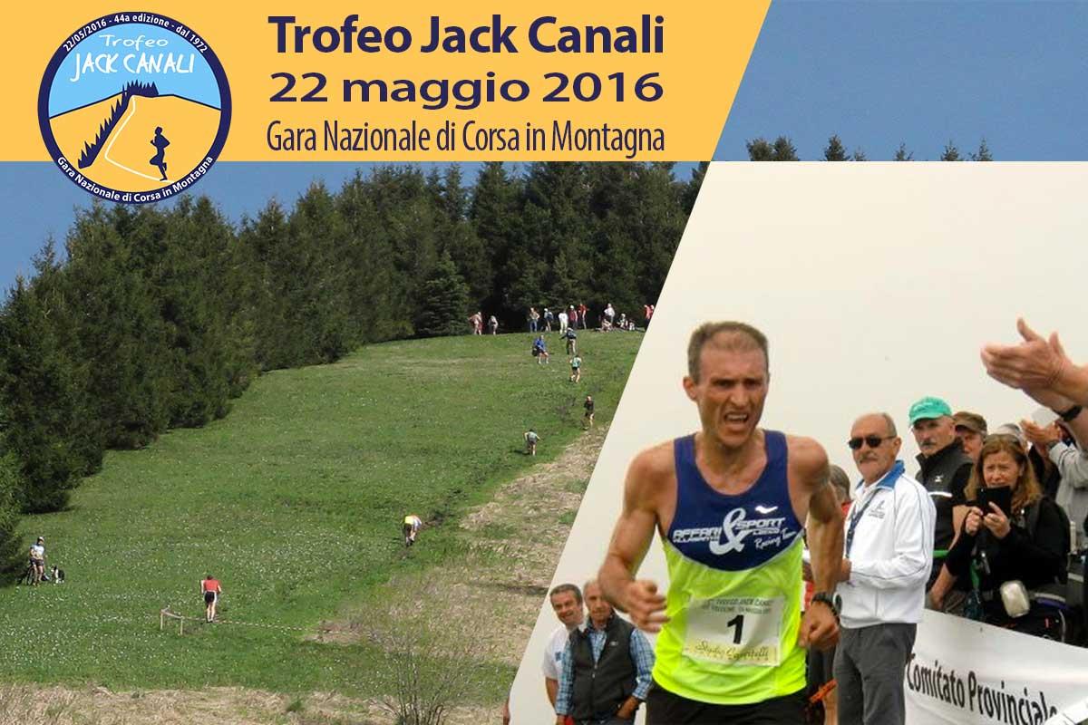Trofeo Jack Canali 2016 - Iscrizioni, Vertical