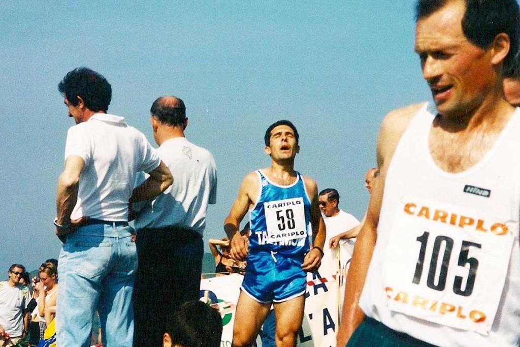 Trofeo Jack Canali - Corsa in Montagna, anno 2001