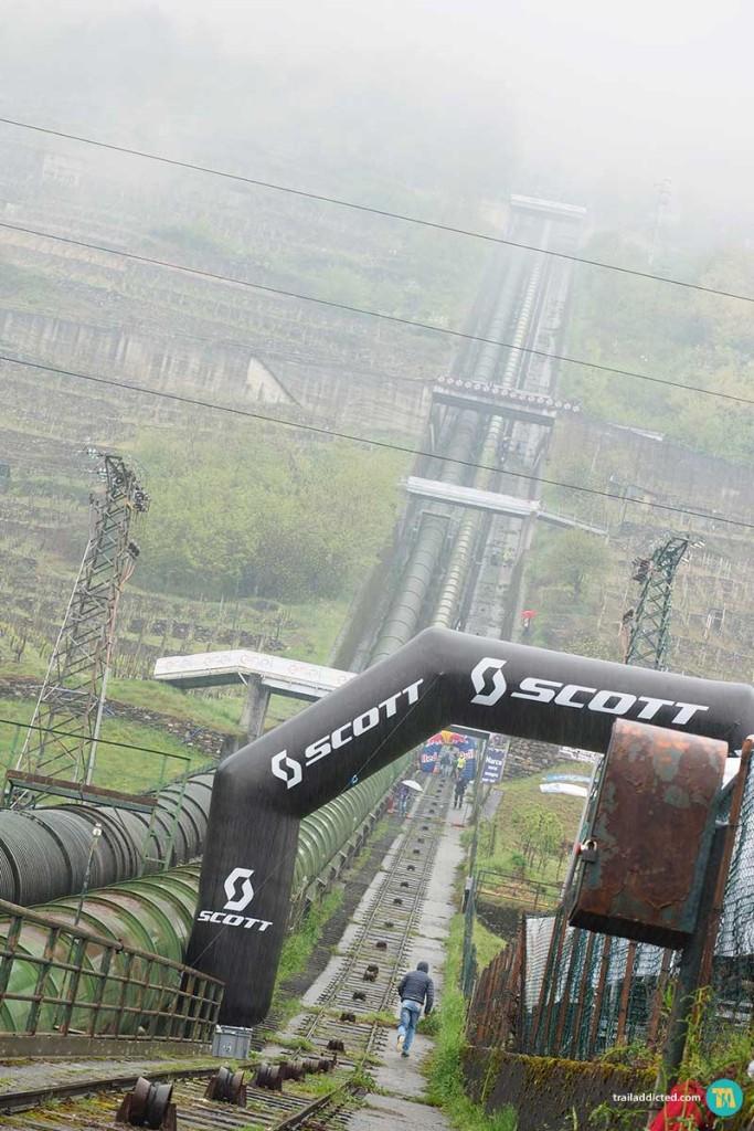Valtellina Vertical Tube, la linea