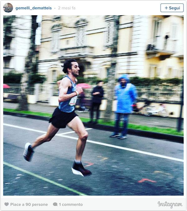 Martin-Dematteis-Maratona