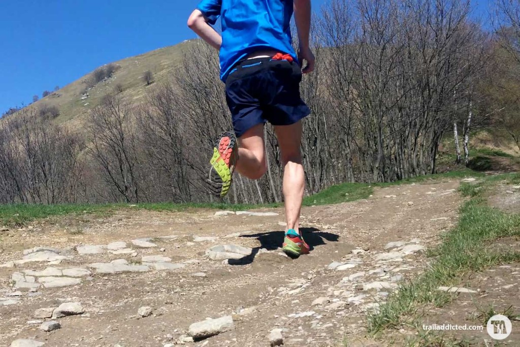 Merrell All Out Charge in azione