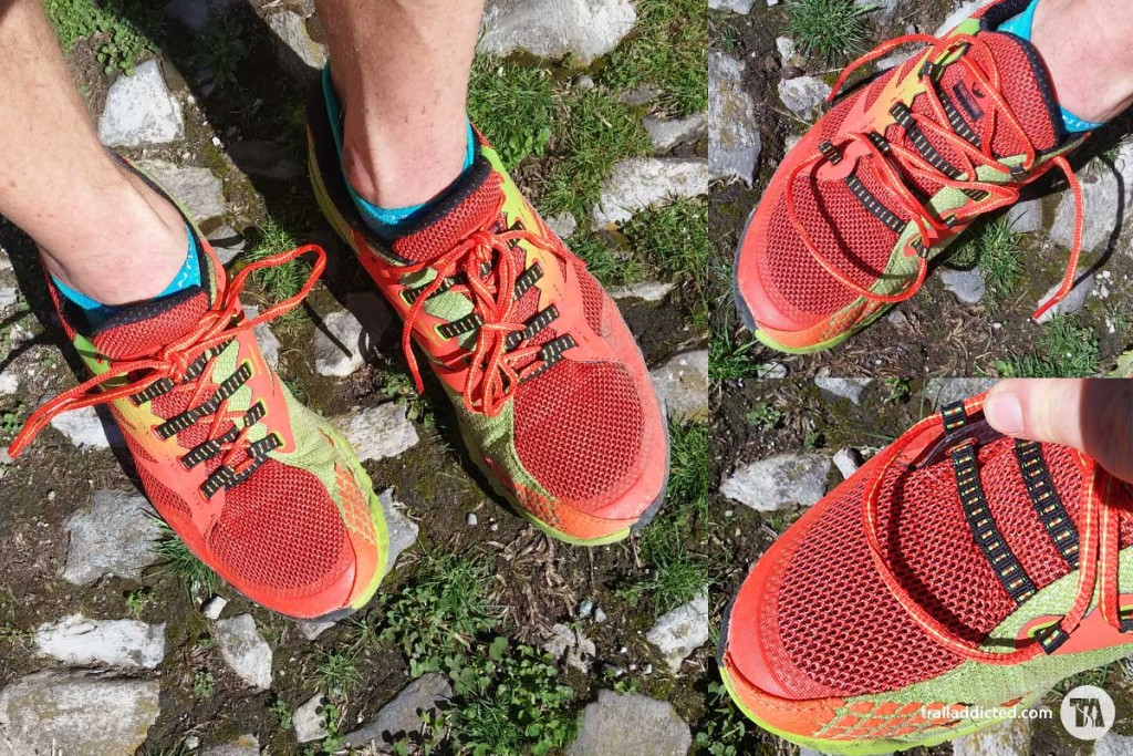Merrell All Out Charge - Chiusura HyperWrap