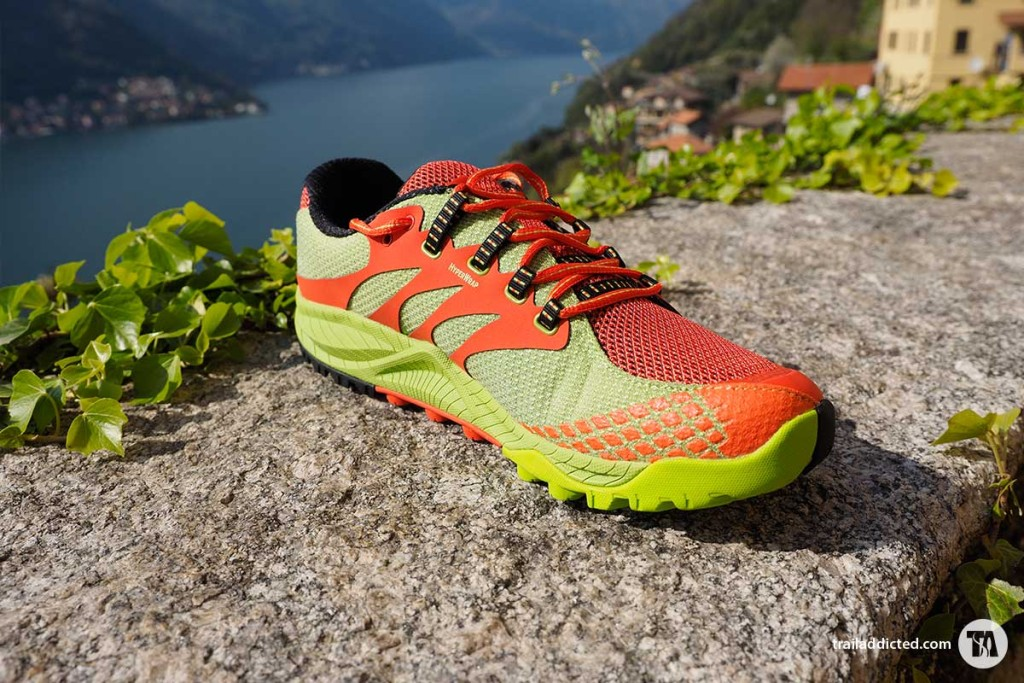 Merrell All Out Charge Review