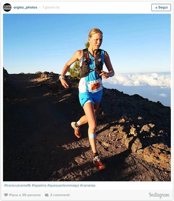 Transvulcania Ultramarathon 2016 Champ Ida Nilsson