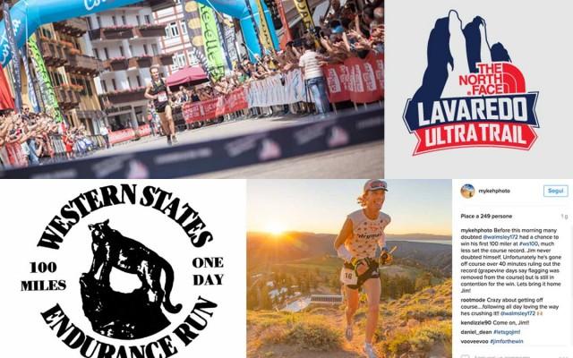 UltraTrail Weekend – Lavaredo Ultratrail e Western State 100, risultati