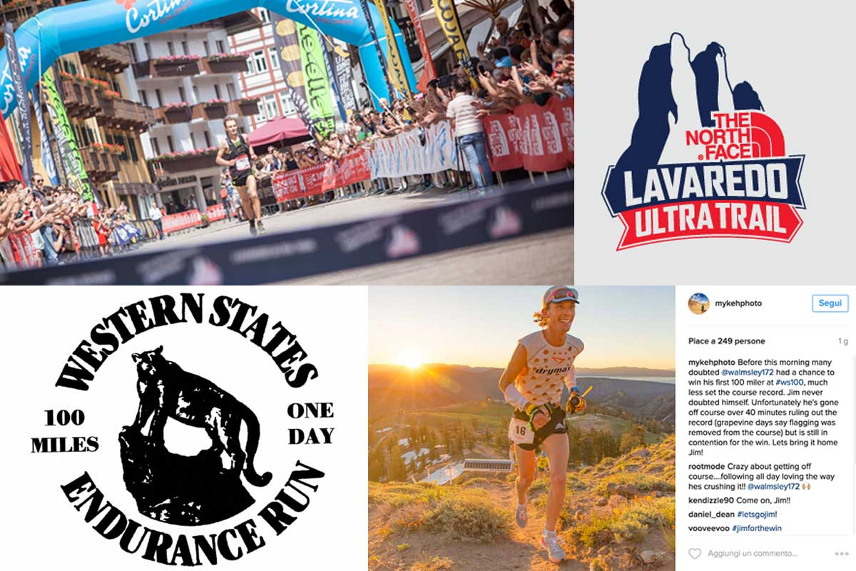 Lavaredo Ultratrail 2016 - Wester State 100miles