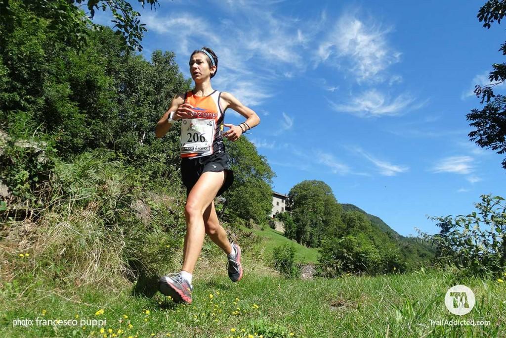 Gloria Giudici FLetta Trail