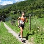 Gloria Giudici - Fletta Trail discesa