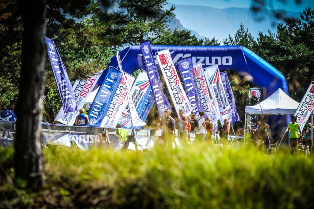 28° Memorial Partigiani Stellina – World Master Mountain Running Championship 2016