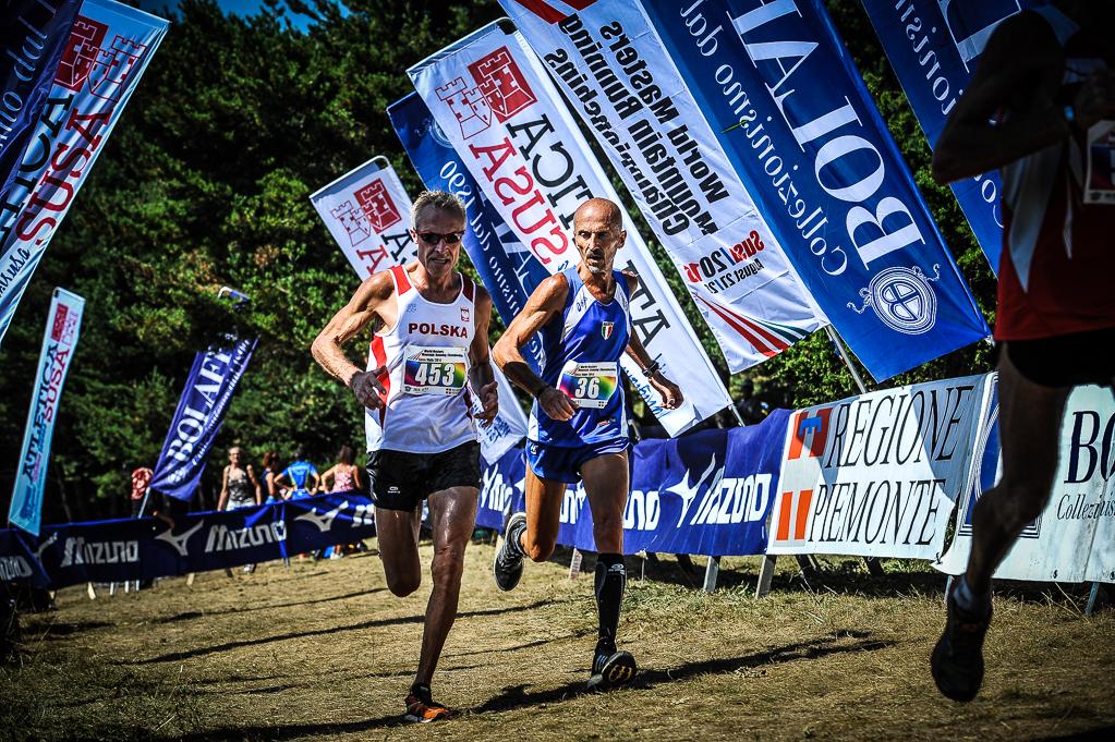 28° Memorial Partigiani Stellina - World Master Mountain Running Championship 2016