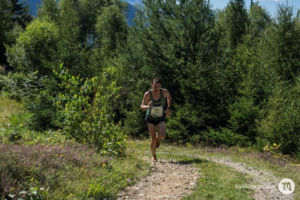 Fletta Trail - Andrew Douglas verso il secondo posto