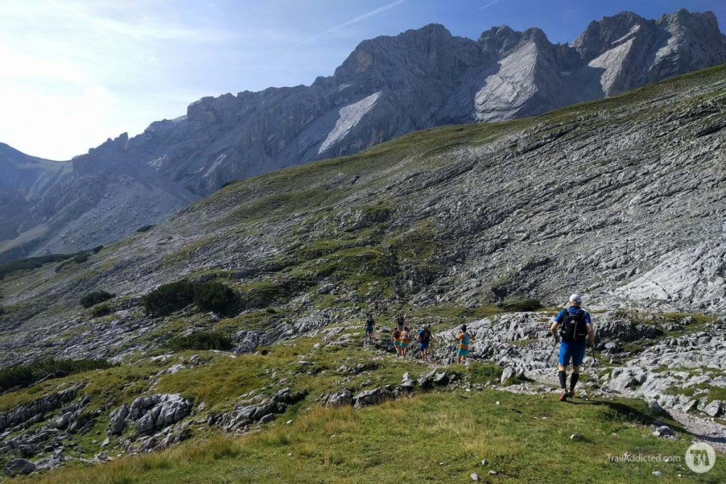 SpeedTransAlp Day1 - correndo il traverso
