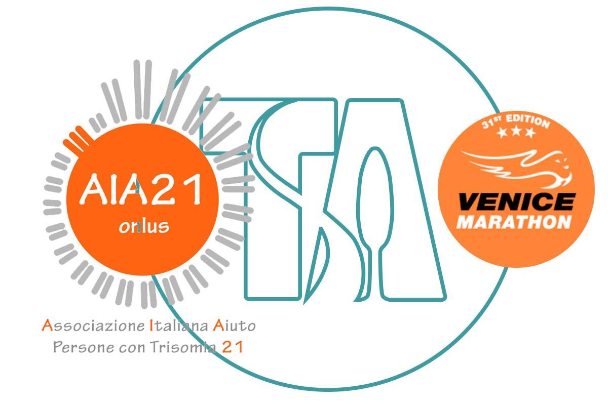 Venice Marathon con AIA21
