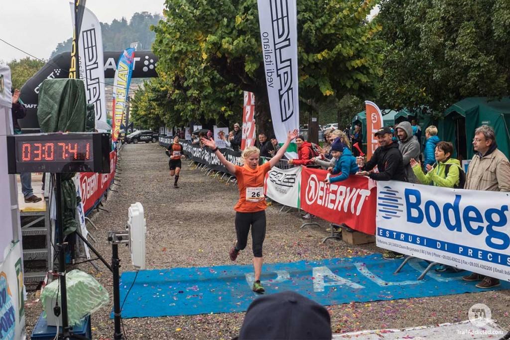 2016-BellagioSkyrace Katrine Villumsen